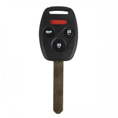 Remote Key (3+1) Button and Chip Separate ID:13(315MHZ) For 2005-2007 Honda Fit ACCORD FIT CIVIC ODYSSEY