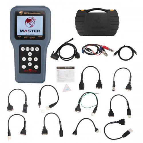 MST-100P 8 in 1 Handheld Motorcycle Scanner Free Shipping