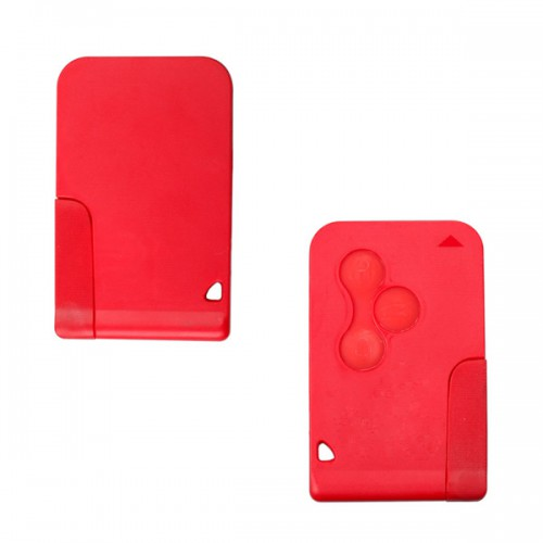 Smart Key 433MHZ (Red Color) for Renault Megane