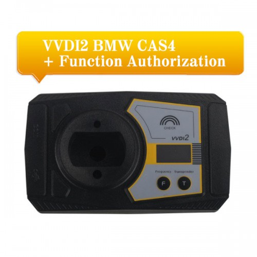 VVDI2 BMW CAS4+ Function Authorization Service