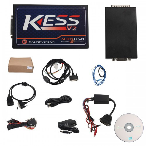 Firmware V4.036 Truck Version KESS V2 Master Manager Tuning Kit with Software V2.37