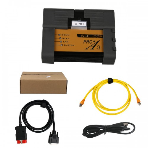 New BMW ICOM A3 Pro+ Professional Diagnostic Tool Hardware V1.40