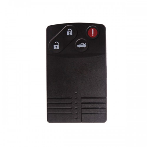 Smart Card Shell 3+1 Button For Mazda