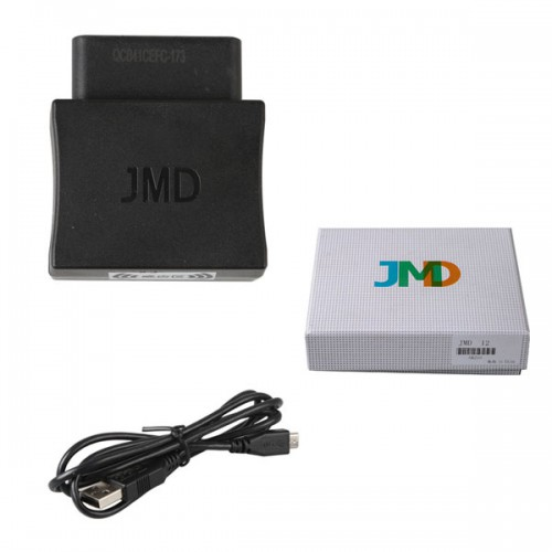 JMD Assistant Handy Baby OBD Adapter Used to Clone Volkswagen ID48 Immo Key Chips