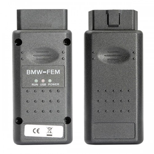 V1.4 Original Yanhua YH BMW-FEM BMW FEM/BDC OBD Car Key Programmer Update Online No Need Token Support BMW Till 2017 adds Odometer Correction Function