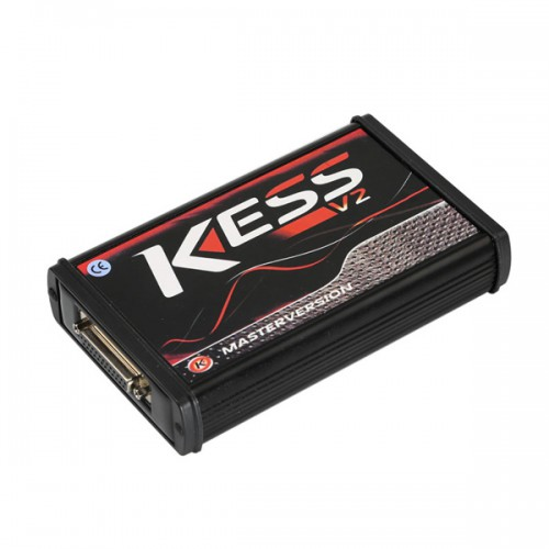 KESS V2 V5.017 Red PCB Firmware EU Version V2.47 Supports Online Connection No Token Limited