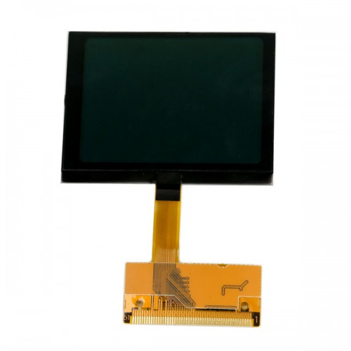 LCD Cluster Display - AUDI TT S3 A6 VW VDO OEM Jeager