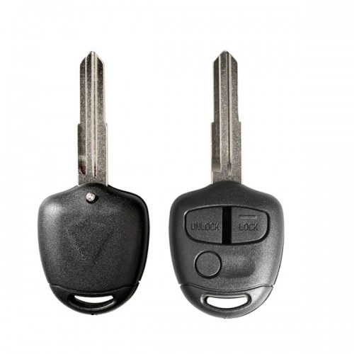 Remote Key Shell 3 Button (Left Side) 3B For Mitubishi