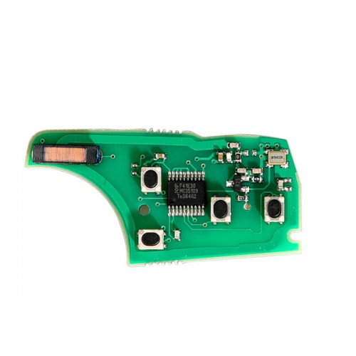 Remote Board 4 Buttons 433MHZ for Chevrolet/Buick/Opel