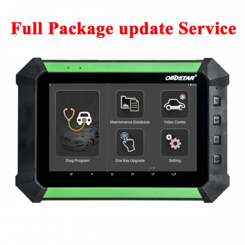 OBDSTAR X300 DP/Key Master DP Key Programmer Basic Configuration Upgrade to Full Configuration