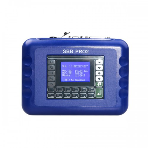SBB PRO2 Key Programmer V48.88 No Token Limitation Supports New Cars to 2019.01