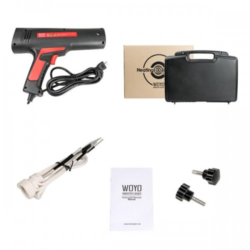 WOYO Heating Bolt Remover (HBR110V/220V) US/EU/UK/AU