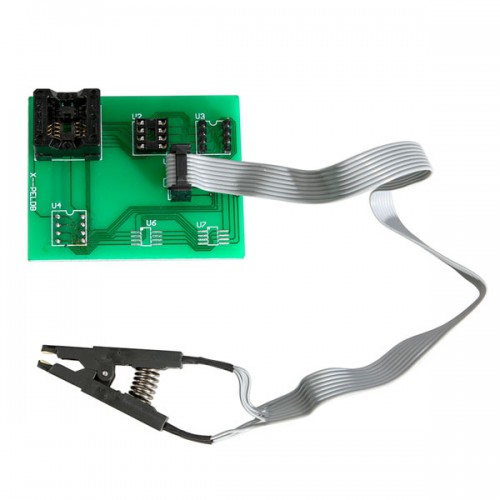 Reading 8 foot chip free clip adapter for Xprog 5.60 /5.74/5.84 , UPA USB and CGDI Prog BMW Programmer