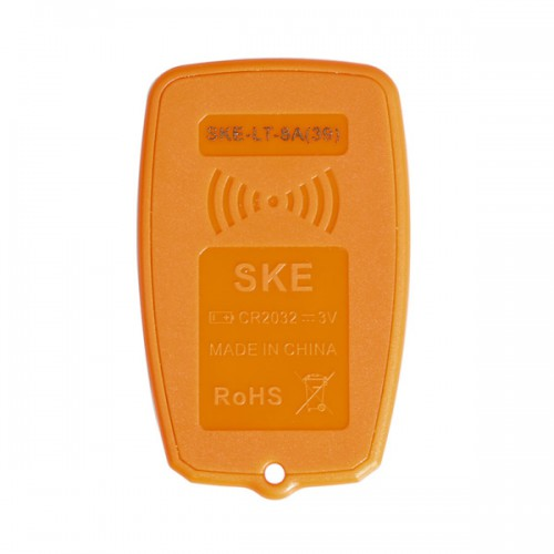 Orange SKE-LT-DSTAES 128 Bit Smart Key Emulator for Lonsdor K518ISE Support Toyota 39 Chip  All Keys Lost Offline Calculation
