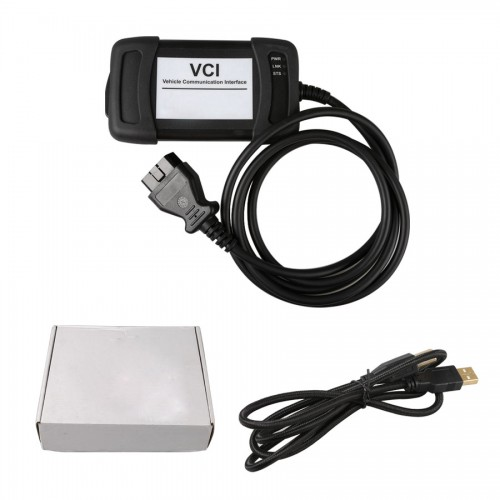High Quality JLR VCI for Jaguar and Land Rover Diagnostic Tool by SP312 Instead