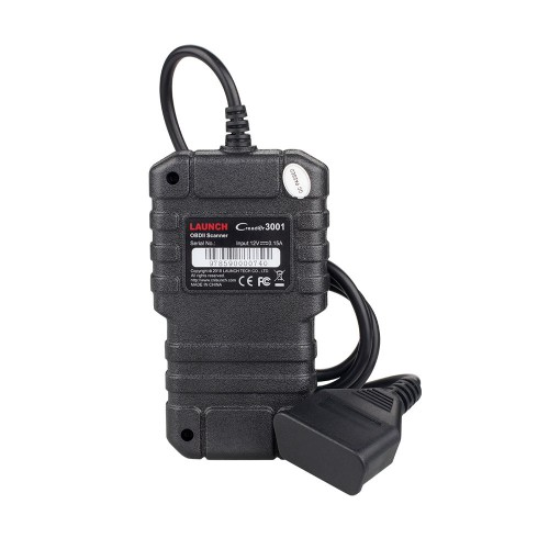 Launch Creader 3001 Full OBDII/EOBD Code Reader Scanner CR3001 Diagnostic Tool Multilingual same as AL419