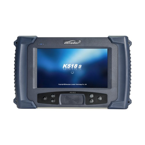 LONSDOR  K518S Auto Key Programmer Basic Version No Tokens Limitation Supports All Makes, Odometer Adjustment