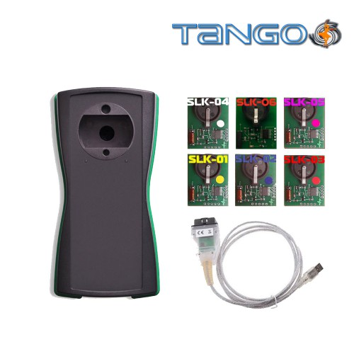 Scorpio Tango Key Programmer With Full Toyota Software, 6 Emulators and OBDII Cable