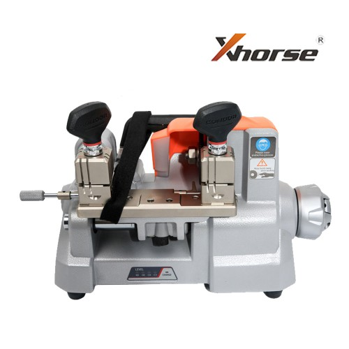 In Stock Xhorse Condor XC-009 Key Cutting Machine for Single-Sided and Double-sided Keys