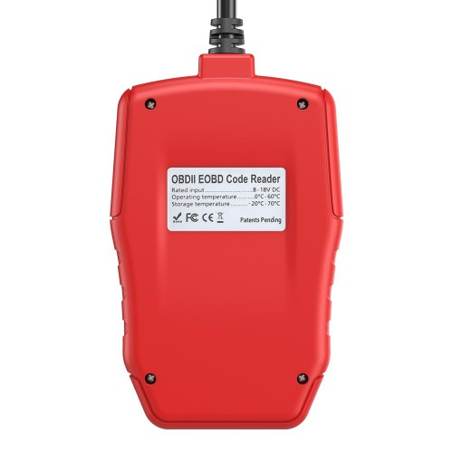VIDENT iEasy300 CAN OBDII/EOBD Code Reader Free Shipping