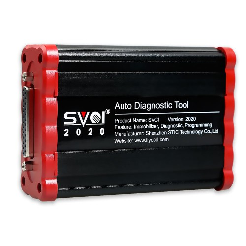 (UK Ship, No Tax) 2020 SVCI (FVDI) Commander SVCI Diagnostic Tool with Full 21 Software Unlock Version
