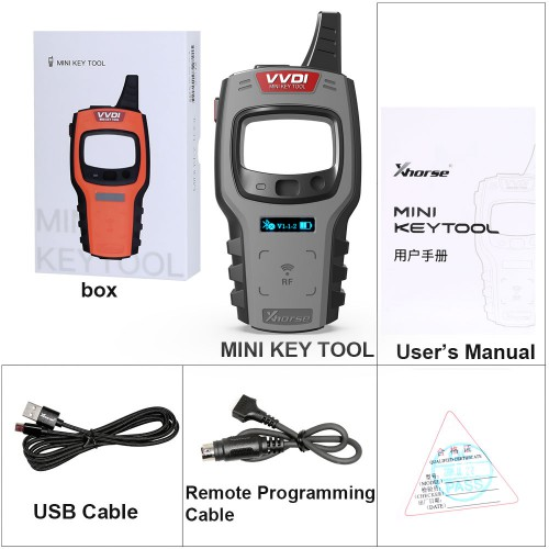 V5.0.3 Xhorse VVDI MB Tool Including BGA Calculator Function with Free Gift MINI VVDI KEY TOOL