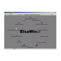 Elsawin 4.0 for Audi-VW-Skoda-Seat Support Multi-Language