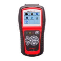 Autel AutoLink AL519 OBDII EOBD and CAN Scan Tool Support Online Update
