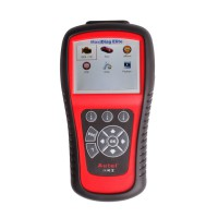 Original Autel MaxiDiag Elite MD704 Full System with Data Stream European Vehicle Diagnostic Tool
