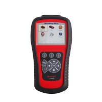 Autel MaxiDiag Elite MD701 Four System with Data Stream Asian Vehicle Diagnostic Tool Update Online