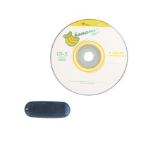SAAB TIS2000 CD and USB Key for GM TECH2 SAAB Car Model