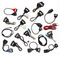 Full Set Cables for Carprog Full V6.8