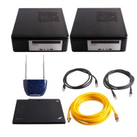 Newest Diagnostic Tool ICOM Server ISIS+ISPS+ISID+ICOM for BMW