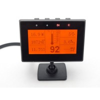 Car Multi-Function Information Display OBD General Trip Computer Y01