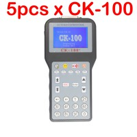 5pcs/lot Newest Generation CK-100 Auto Key Programmer V99.99 SBB