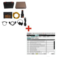 ICOM A2+B+C Diagnostic & Programming Tool for BMW Plus 2014.9V Software
