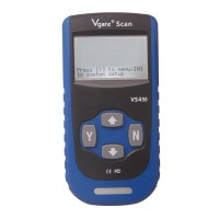 VS450 V-A-G CAN OBD2 OBDII Scanner