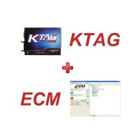 KTAG K-TAG V2.06 Plus ECM TITANIUM V1.61 With 18475 Driver