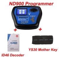 Original ND900 Plus ID 46 Copy Box Plus Smart Key YS30 Mother Key for Toyota