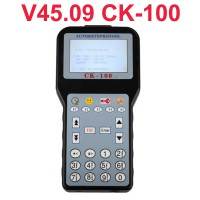 Newest V45.09 CK-100 CK100 Auto Key Programmer With 1024 Tokens Supports Cars Till 2014.09