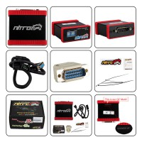 Original NitroData Chip Tuning Box for Didsel Cars (Common Rail)
