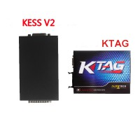 V2.32 KESS V2 Plus V2.13 KTAG K-TAG ECU Programming Tool Master Version with Unlimited Token
