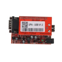 New UPA USB Programmer with Full Adaptors
