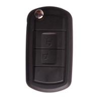 New Remote Key Shell 3 Button for Land Rover  5pcs/lot