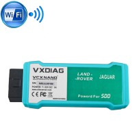 Newest WIFI version VXDIAG VCX NANO for Land Rover and Jaguar Software V154