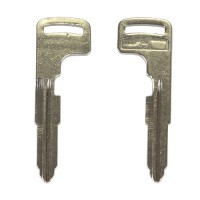 Smart Key Blade(silver) for Mitsubishi 20pcs/lot