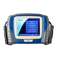 XTOOL PS2 GDS Gasoline Bluetooth Diagnostic Tool with Touch Screen Supports Online Update