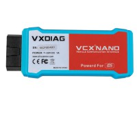 Wifi VXDIAG VCX NANO 2 in 1 for Ford IDS V112/Mazda IDS V112
