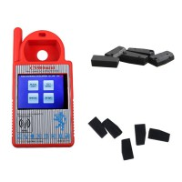 2017 CN900 Mini Key Programmer plus TJECU CN1 Copy 4C Chip & YS31 CN5 Toyota D and G Chip