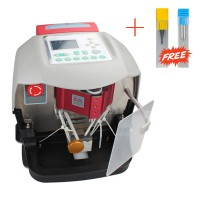 Automatic V8/X6 Key Cutting Machine Free DHL Shipping Get 1pc Probe and 1pc Cutter Freely